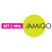 Logo of radio station Radio Amigo Rotterdam