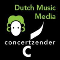 Logo de la radio Concertzender Dutch Music Media