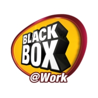 Logo of radio station BLACKBOX@WORK