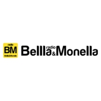 Logo of radio station Radio Bellla e Monella