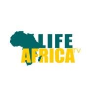 Logo of radio station Life Africa Radio