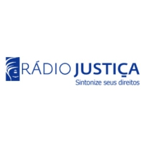 Logo of radio station Rádio Justiça