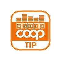 Logo of radio station Coop TIP Rádio
