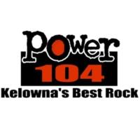 Logo of radio station Power 104