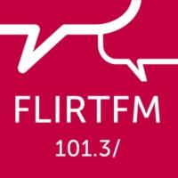 Logo de la radio Flirt FM 101.3