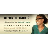 Logo of radio station Tu vas où Fatou  -  Comment organise t-on le Ramadan quand on vit dans un pays laïque ?