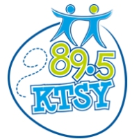 Logo of radio station KTSY