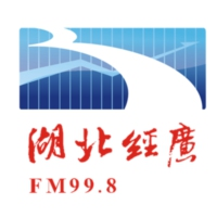 Logo of radio station 湖北经济广播 - Economy of Hubei Province broadcast
