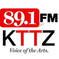 Logo of radio station KTTZ 89.1 FM
