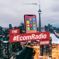 Logo of radio station Ecom Radio