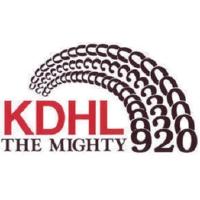 Logo of radio station KDHL The Mighty 920