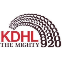 Logo of radio station KDHL The Mighty 920