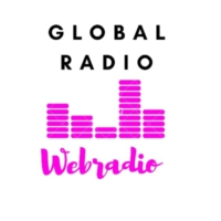 Logo de la radio GLOBAL RADIO WEBRADIO