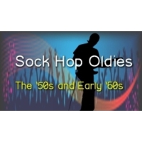 Logo of radio station Sock Hop Oldies