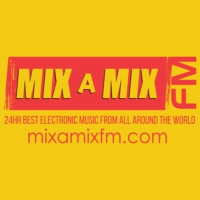 Logo of radio station Mix A Mix FM