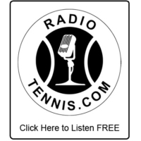 Logo of radio station Radio Tennis