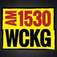 Logo of radio station WCKG 1530