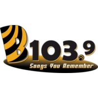 Logo of radio station KBOQ B103.9