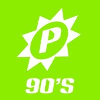Logo of radio station PulsRadio - 90's
