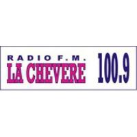 Logo de la radio La Chevere 100.9 FM