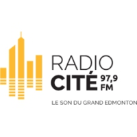 Logo of radio station CFED-FM Radio Cité 97.9