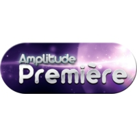 Logo of radio station Amplitude Radio PREMIERE