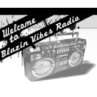 Logo of radio station Blazin Vibes Radio