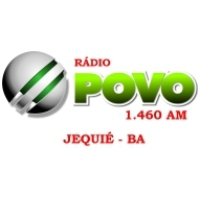 Logo of radio station Radio Povo Jequie