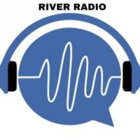 Logo of radio station RiverRadio