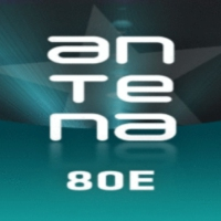 Logo of radio station Antena Zagreb 80s
