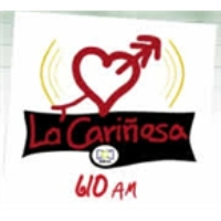 Logo of radio station La Carinosa Bogotá 610 AM