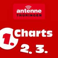 Logo of radio station Antenne Thuringen Charts