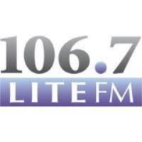 Logo de la radio 106.7 Lite FM