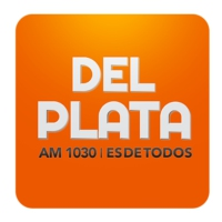 Logo of radio station Radio Del Plata