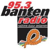 Logo of radio station Banten Radio 95.3