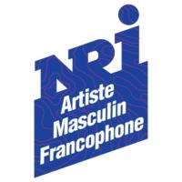 Logo of radio station NRJ NMA Artiste Masculin Francophone