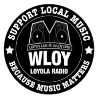 Logo of radio station WLOY Loyola College