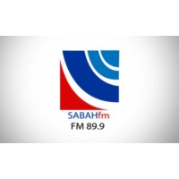 Logo of radio station SABAHfm 89.9