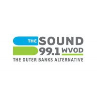 Logo de la radio WVOD The Sound 99.1