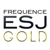 Logo of radio station Fréquence ESJ Gold