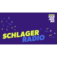 Logo of radio station Harmony FM Schlager