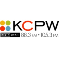Logo of radio station KCPW 88.3 FM
