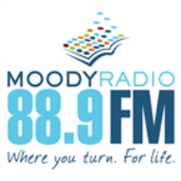 Logo of radio station WMBW Moody Broadcasting Network 88.9 FM