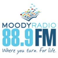 Logo de la radio WMBW Moody Broadcasting Network 88.9 FM