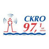 Logo of radio station CKRO 97.1 FM