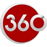 Logo of radio station Radio Tunisie360