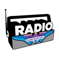 Logo of radio station Radio BurgerFuel