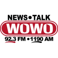 Logo of radio station WOWO 1190