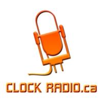 Logo de la radio CLOCK RADIO.CA