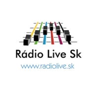 Logo of radio station Rádio Live SK